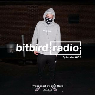 San Holo Presents: bitbird radio #002