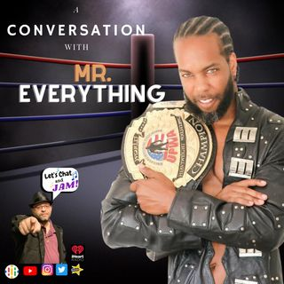 A Conversation With Victor Mr. Everything Andrews