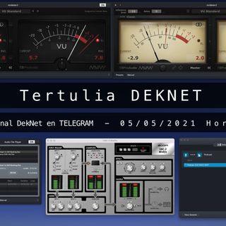 Tertulia DekNet: Criptomonedas