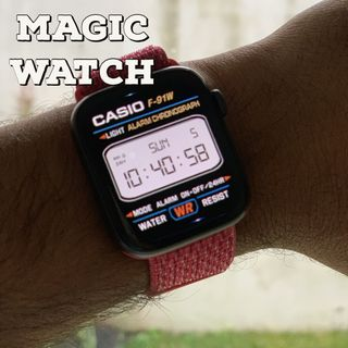 18: Magic Watch