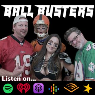 Ep 9: Mayhem On Ball Busters