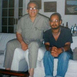 #Fractal: Álvaro Castillo, el librovejero de Gabo