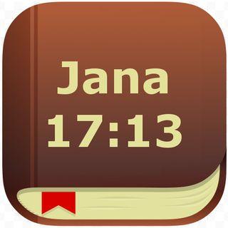 61 - Jana 17:13