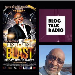 Stevie B. A Cappella Gospel Music Blast - (Episode 218)