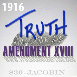 T^OL1916 / Amendment XVIII