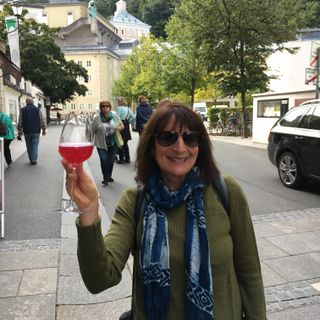 Big Blend Radio Interview: Debbie Stone - A Taste of Austria