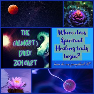 Where does Spiritual Healing truly begin?
