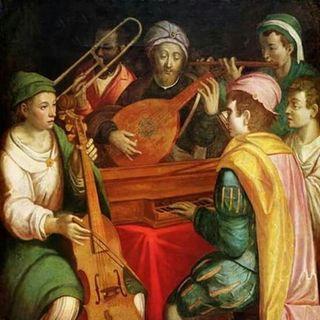 La musica di Ameria del 22 marzo 2021 - Musiche di Falconiero, Marini, Merula, Ortiz, Pachelbel, Purcell, Rossi, Valente e Anonimi