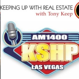 Keeping Up With Real Estate with Tony Keep 01.18.18