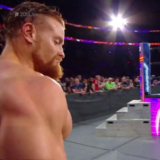 Wrestling 2 the MAX:  WWE 205 Live Review 4.10.18
