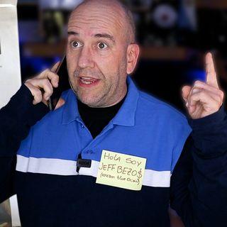 Hola, soy Jeff Bezos + Bebes mutantes y cucarachas con cámaras  CM54