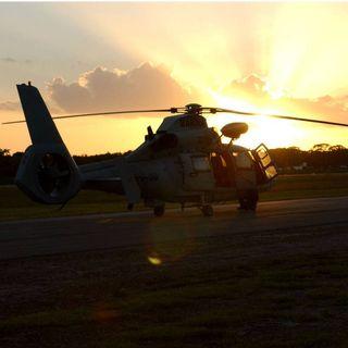 SEMAR busca a tripulantes de helicóptero siniestrado