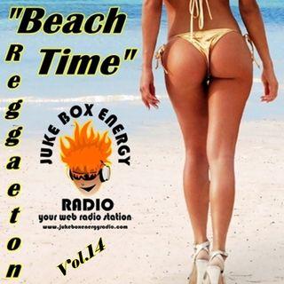 MUSIC by NIGHT BEACH TIME REGGAETON 2018 Vol.14 by ELVIS DJ
