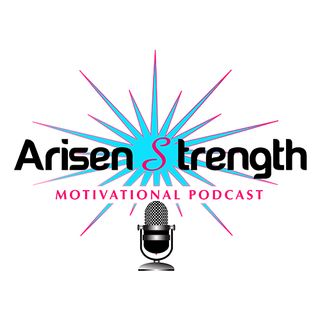 Stronger than Pain - Arisen Strength Motivational Podcast