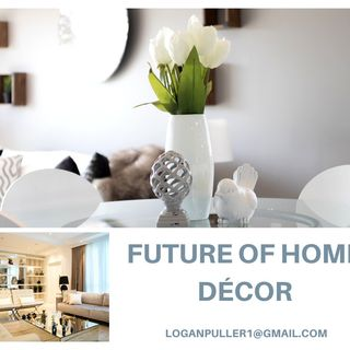 Logan Puller Talks About The Future of Home Décor