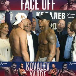 ☎️Kovalev vs Yarde Weigh-in Review🔥Cus & Tyson Tunde & Yarde Comparison🤔