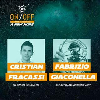 Cristian Fracassi, Fabrizio Giaconella e Dario Piermatteo | On/Off for Entrepreneurs