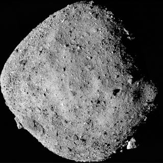 The Coming Descent to Asteroid Bennu