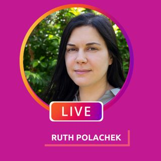Ruth Polachek - #SheTechBreakfast STEAM Edition