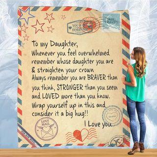 Dear Daughter 13th September 2021
