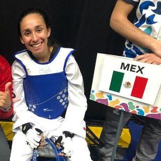 Bronce para México en Taekwondo
