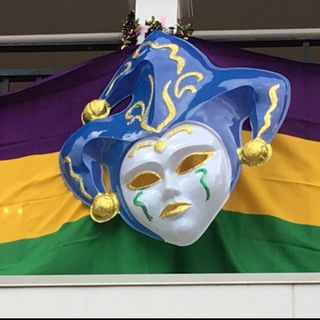 Big Blend Radio: Debbie Stone Experiences Mardi Gras in Mobile, Alabama