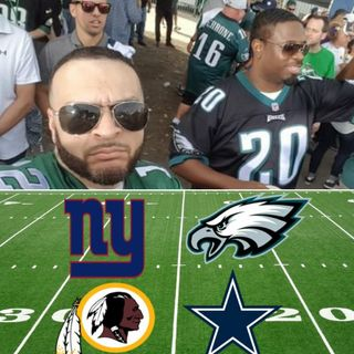 Eagles Vs Everybody Episode 43