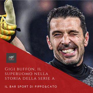 Episodio 18 - Gigi Buffon, il superuomo nella storia della Serie A