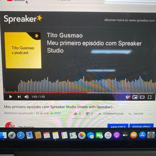 Teste podcast