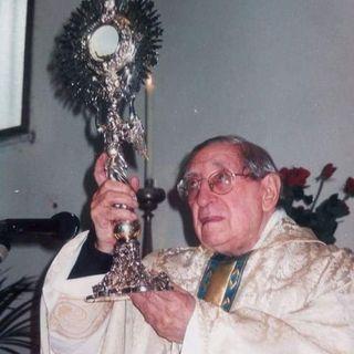 Potente preghiera di guarigione - padre Matteo La Grua
