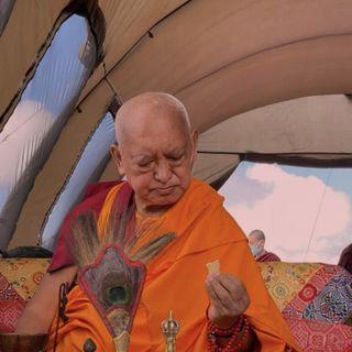 001 - 2021 Lama Zopa Rinpoche dal Nepal