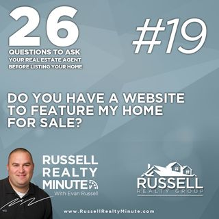 Do you have a website to feature my home for sale?