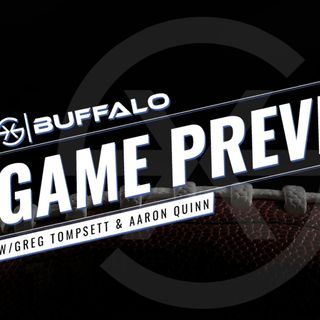 Buffalo Bills Las Vegas Raiders Week 4 Preview Show with @JTTheBrick