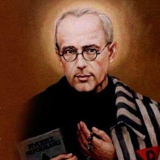 San Maximiliano María Kolbe, sacerdote mártir