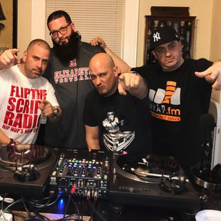 FLIP THE SCRIPT RADIO CREW - Season 4 - 03-13-19