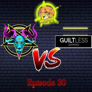 Episode 30: Count Jackula vs. Guiltless Gaming!