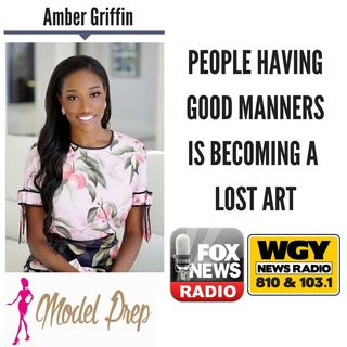 People Having Good Manners is Becoming a Lost Art || Amber Griffin discusses (5/2/18)