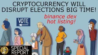Disrupting Democracy With Crypto! Is Our Voting Future on the Blockchain Agora