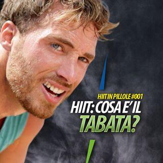 Cosa è  l'allenamento  Tabata?