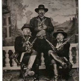 """""""Cowboy Skills that Ruled the West!"""" with The Next Generation"""