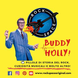 Storia del Rock: Buddy Holly - La Prima ROCK STAR!
