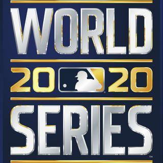 RAYS VS DODGERS: Juego 1 de la Serie Mundial 2020 - Postgame análisis
