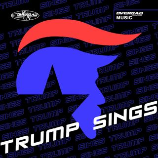 Donald Trump Sings Vibe by Cookiee Kawaii