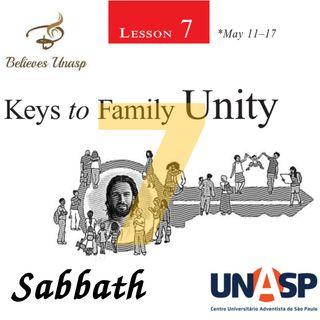 Sabbath School May-11 Sabbath
