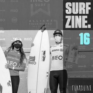 16 - Primeiro campeonato de surf pós-pandemia e mais notícias da semana