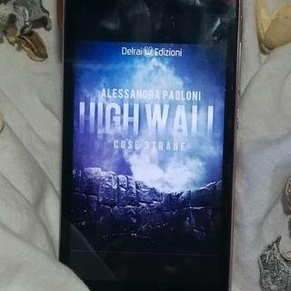 "#partinico Recensione libro ""High Wall"""