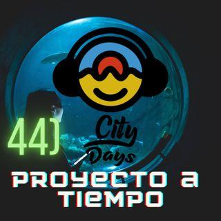 44) Proyecto a tiempo