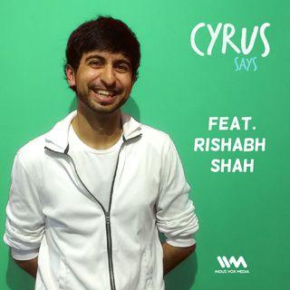 Ep. 190 feat. IIMUN Founder Rishabh Shah