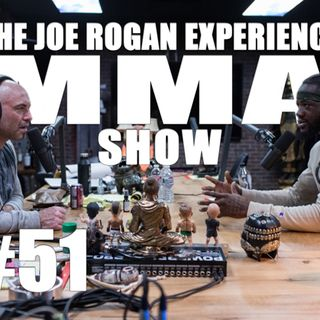 JRE MMA Show #51 with Deontay WIlder