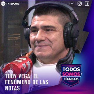 3. Toby Vega: El fenómeno de las notas